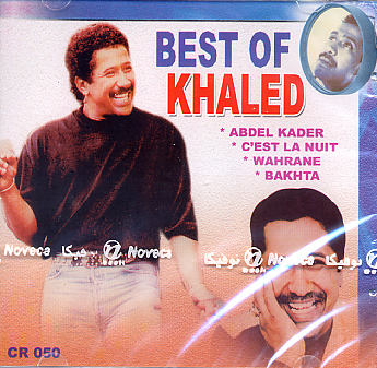 Best Of Khaled Album • Cheb Khaled - Melody4Arab