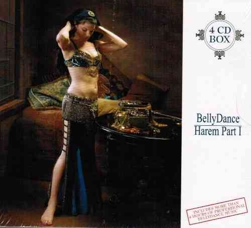BellyDance Harem Part 1 (4 CD Set)