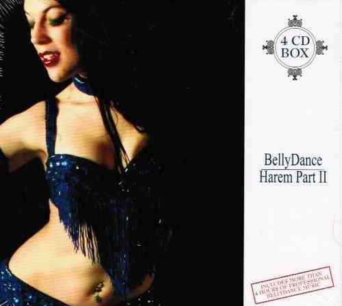 BellyDance Harem Part 2 (4 CD Set)
