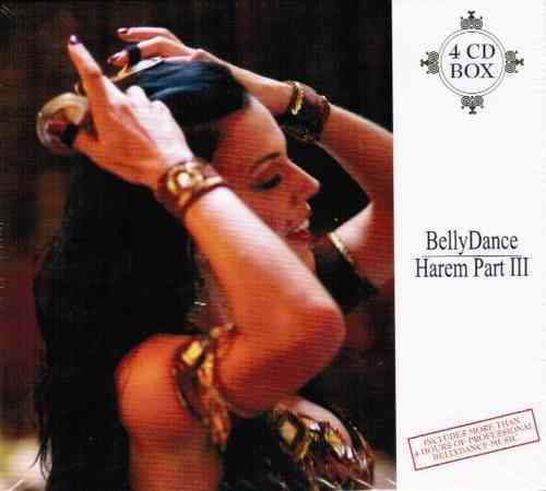 BellyDance Harem Part 3 (4 CD Set)
