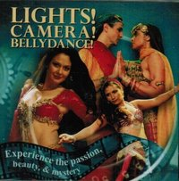 Lights! Camera! Bellydance!