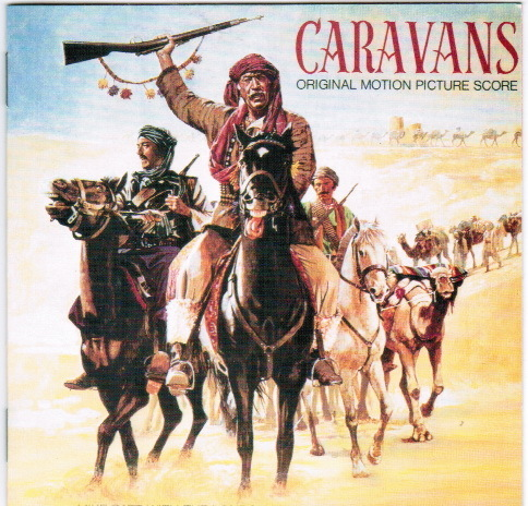 Mike Batt - Caravans(Original Motion Picture Score)
