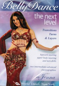 Jenna - Bellydance - The Next Level