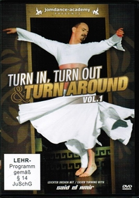 Said El Amir - Turn In, Turn Out & Turn Around Vol.1