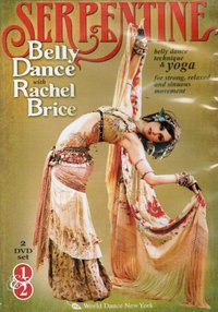 Rachel Brice - Serpentine - BellyDance with Rachel Brice (2 DVD Set)