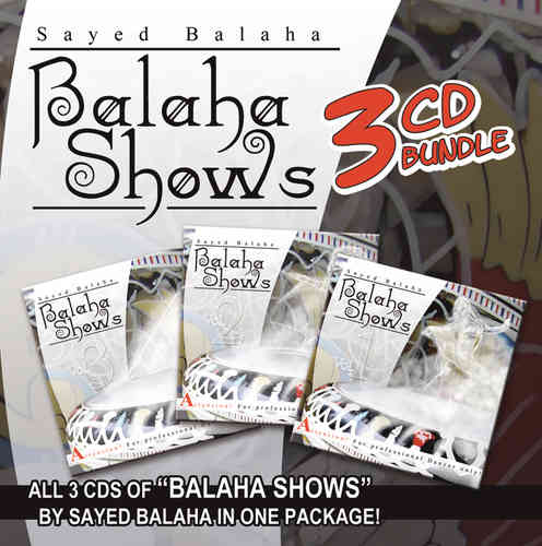 Sayed Balaha - Show Collection(Bundle)