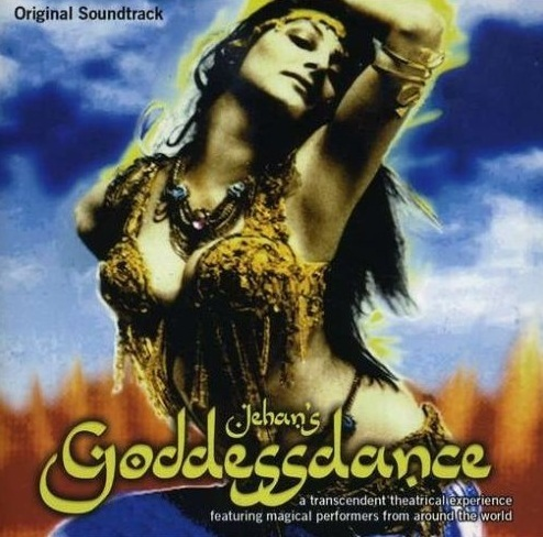 Jehan - Goddesdance (Sondtrack) - (2 Disc Set)
