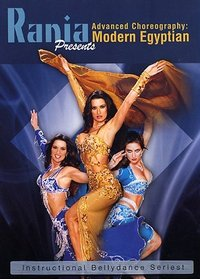 Advanced Choreography - Modern Egyptian
