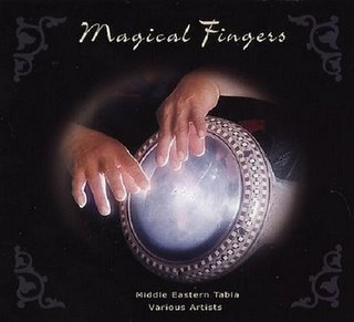 Magical Fingers - Middle Eastern Tabla