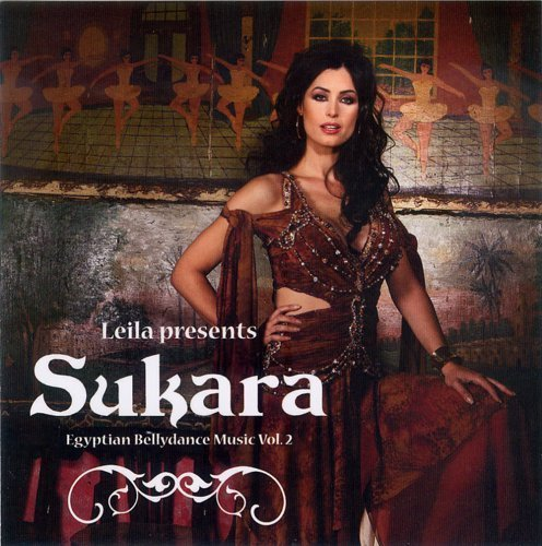 Leila of Cairo - (Sukara) - Egyptian Belly Dance Music Vol.2
