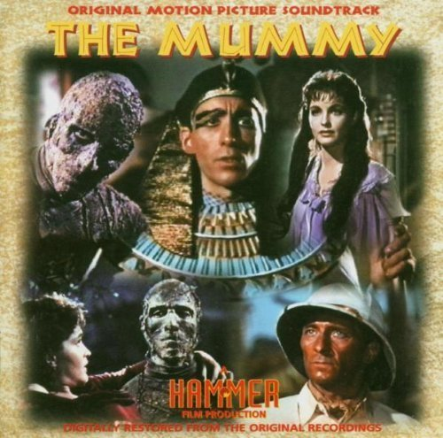 The Mummy (Franz Reizenstein)-(Original Motion Picture Soundtrack)
