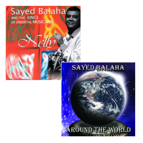Sayed Balaha - A Classic Musical Mosaic Of The World