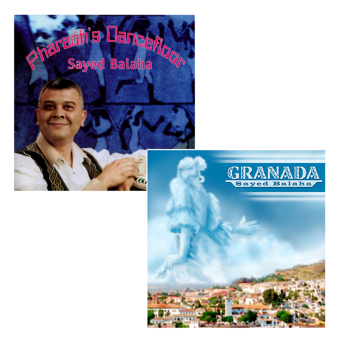 Sayed Balaha - A Musical Journey From Granada To The Pharaoh's