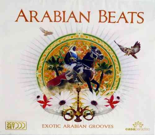 Arabian Beats - Exotic Arabian Grooves  (3 CD Set)