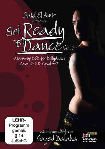 Said El Amir - Get Ready to Dance Vol.3