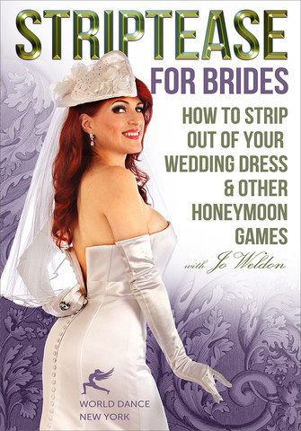 Jo Weldon - Striptease For Brides
