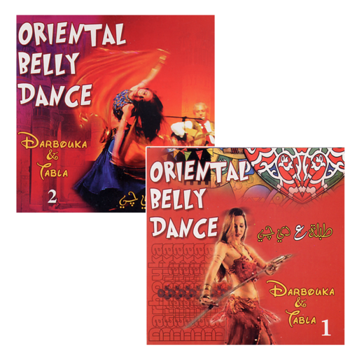 Oriental Belly Dance - Darbouka & Tabla Collection