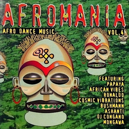 Afromania Vol.4 (Afro Dance Music)