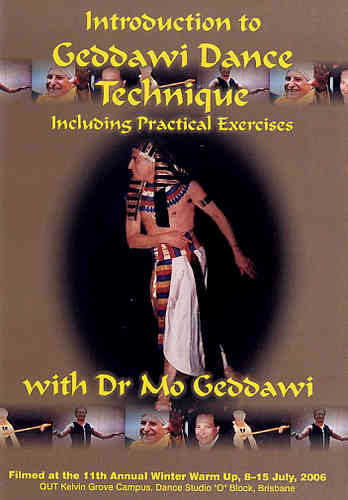 Mo Geddawi - Geddawi Dance Technique