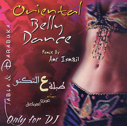 Amr Ismail - Oriental Belly Dance (Tabla & Darbouka-Only for DJ)
