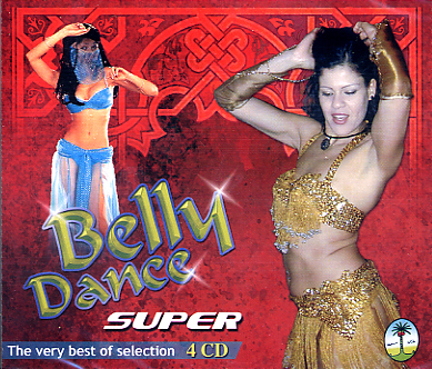 Belly Dance Super ( 4 CD Set )