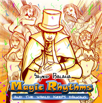 Sayed Balaha - Magic Rhythms