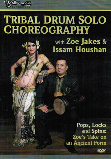 Bellydance Superstars present - Tribal Drum Solo Choreographie