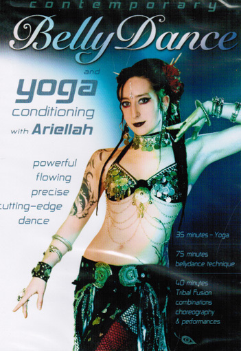 Ariellah - Contemporary Bellydance and Yoga Conditioning
