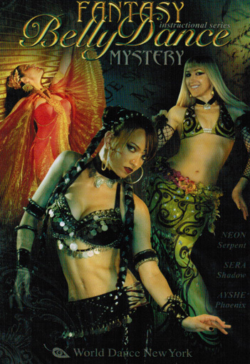 Fantasy Bellydance Mystery - Instructional Series