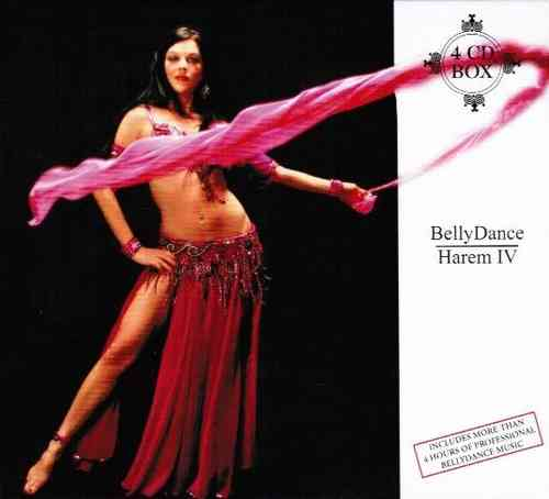 BellyDance Harem Part 4 (4 CD Set)