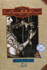 Fat Chance Belly Dance - Tribal Basics Vol. 3 - Zils