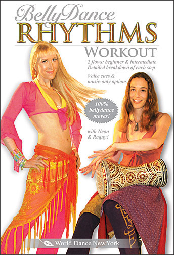 Neon - The Bellydance Rhythms Workout