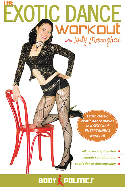 Lady Morrighan - Exotic Dance Workout