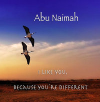 Abu Naimah - I Like You,Because You're Different feat.Mohamed Askari u. Beo Brockhausen