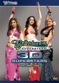 Bellydance Superstars present - 3D Superstars Vol. I