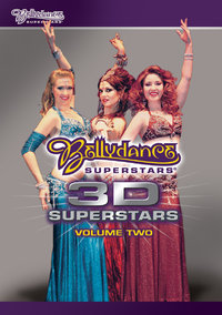 Bellydance Superstars present - 3D Superstars Vol. II