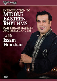 Bellydance Superstars present - Introduction to Middle Eastern Rhythms with Issam Houshan