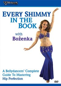 Bellydance Superstars present - Every Shimmy in the Book with Bozenka - Bellydance instructional