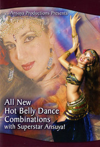 Bellydance Superstars present - All New Hot Belly Dance Combinations with Superstar Ansuya!