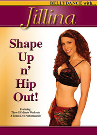"Bellydance Superstars present - Jillina ""Shape Up N' Hip Out"""