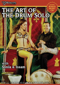 Bellydance Superstars present - Bellydance instructional DVD by Sonia and Issam Houshan