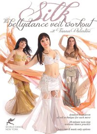 Tanna Valentine - Silk - The Bellydance Veil Workout