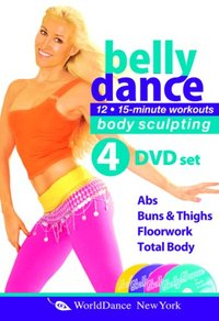 Neon - Bellydance for Body Sculpting 4 (DVD Set)