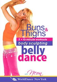 Neon - Bellydance for Body Sculpting - Buns and Thighs