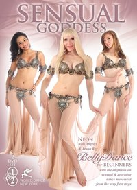 Neon - Sensual Goddess - Bellydance for Total Beginners (2 DVD Set)