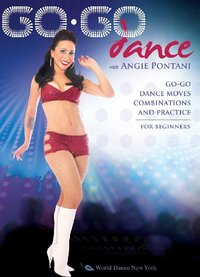 Angie Pontani - Go-Go Dance Instruction