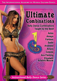 Belly Dance ~ Ultimate Combinations Vol 1