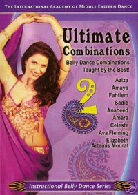 Belly Dance ~ Ultimate Combinations Vol 2