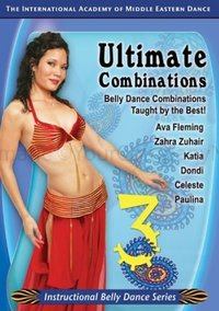 Belly Dance ~ Ultimate Combinations Vol 3