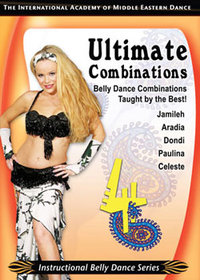 Belly Dance ~ Ultimate Combinations Vol 4